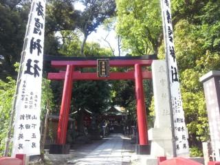 来宮神社の写真