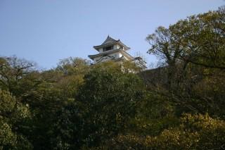丸亀城の写真