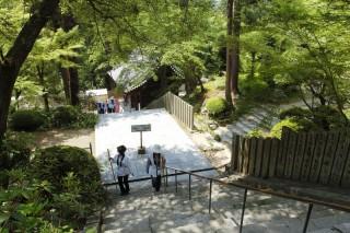 白峯寺の写真