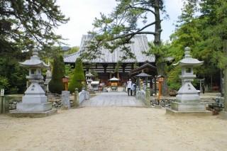 讃岐國分寺の写真