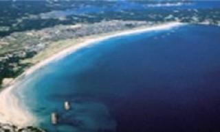阿児の松原海水浴場の写真