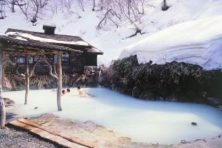 乳頭温泉郷 鶴の湯温泉の写真