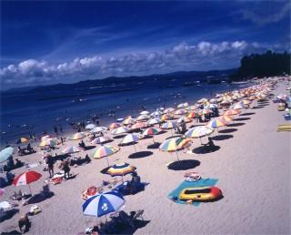御座白浜海水浴場の写真