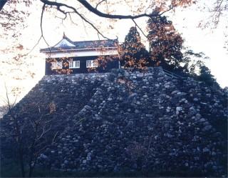 亀山城跡の写真