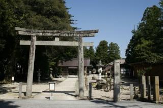 須佐神社の写真