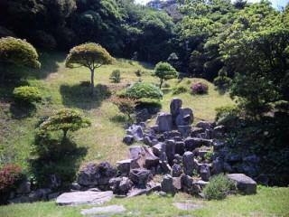 小川家雪舟庭園の写真