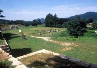 月山富田城跡の写真