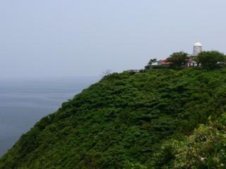 美保関灯台の写真