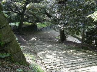 浜田城跡の写真
