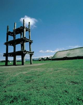 三内丸山遺跡の写真