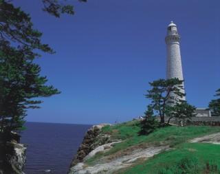 出雲日御碕灯台の写真