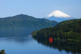 芦ノ湖の写真