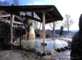 金田一温泉の写真