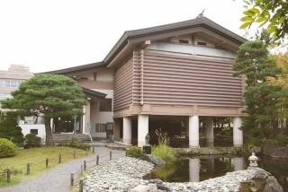 棟方志功記念館の写真
