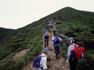 アポイ岳の写真