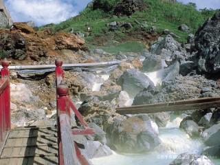 須川温泉の写真
