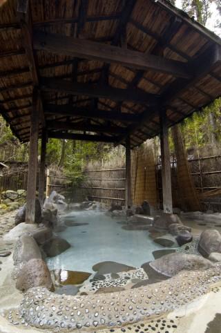 平山温泉の写真