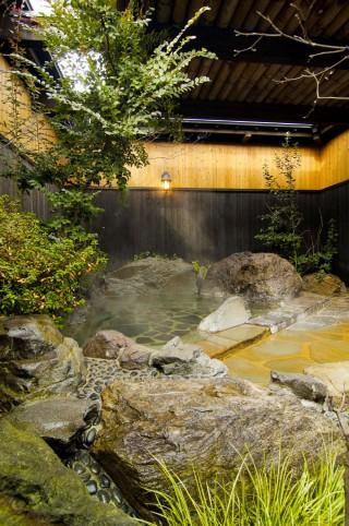 植木温泉の写真