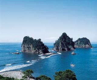 三四郎島の写真