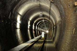 大日影トンネル遊歩道の写真