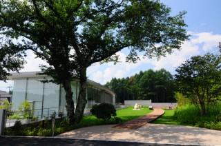 平山郁夫シルクロード美術館の写真