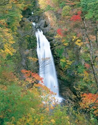 秋保大滝の写真