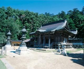 黄金山神社の写真