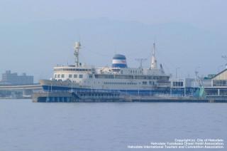 青函連絡船記念館 摩周丸の写真