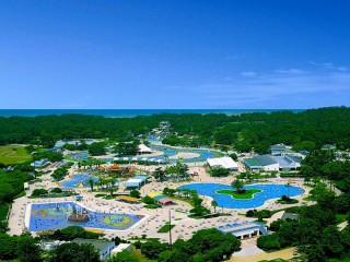 海の中道海浜公園 サンシャインプールの写真