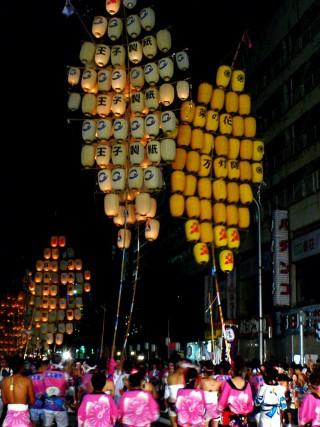 米子がいな祭の写真