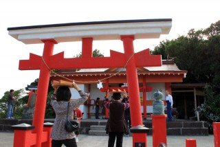 射楯兵主神社(釜蓋神社)の写真