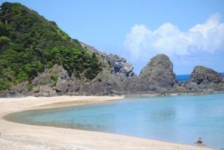 加計呂麻島の写真