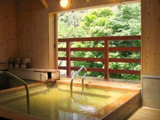 湯平温泉の写真