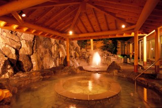 湯郷温泉の写真