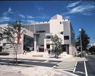 岡山県立美術館の写真