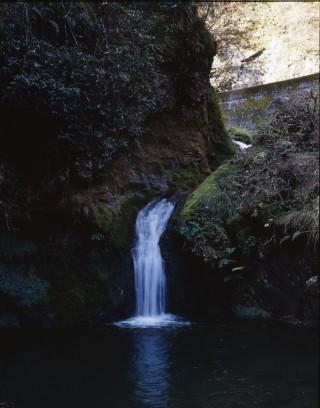 磐窟渓の写真