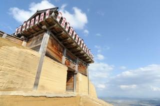 鬼ノ城の写真