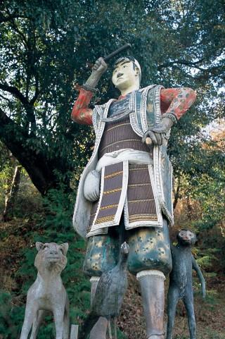 吉備津彦神社の写真