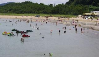 相賀の浜海水浴場の写真