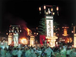 輪島大祭の写真
