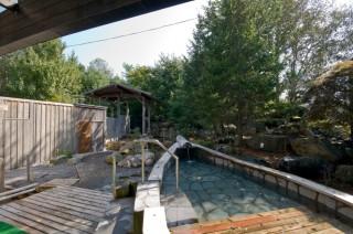 鰺ヶ沢温泉の写真