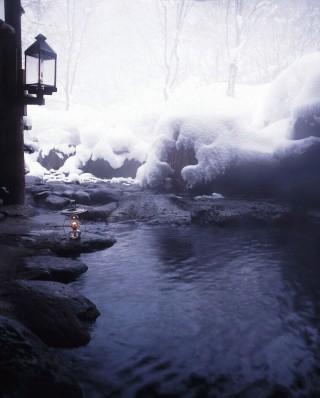 青荷温泉の写真