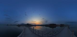 津軽富士見湖の写真