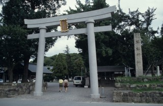 闘けい神社の写真