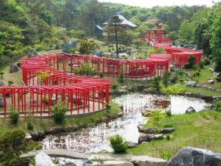 高山稲荷神社の写真