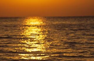 千里の浜の写真