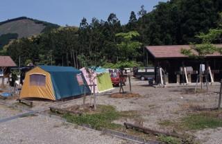 向平キャンプ村の写真