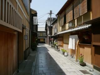祇園の写真
