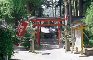 唐松神社の写真