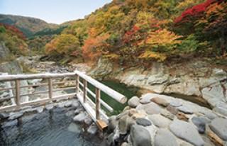 湯瀬温泉の写真